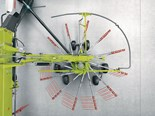 New Claas liner rake range on its way