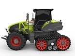Agritechnica 2017 | Claas delivers tractor comfort