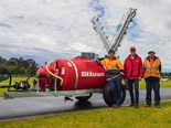 Silvan keeps Flemington lush for Melbourne Cup