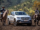 First Drive: Mercedes-Benz X-Class ute