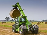 Merlo adds new telehandler