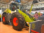 Agrictechnica 2017 | Claas Torion wheel loader