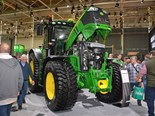 Agritechnica 2017 | Two new tractors added to 6R Series by John Deere