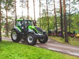 Video of the Week Valtra tractor rally race