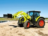 Brent Lilley gets to grips with the Claas Arion 620 CIS tractor