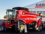 Case IH celebrates 40th anniversary of Axial-Flow combine