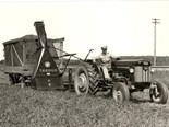 In 1957 the iconic Taarup forage harvester was introduced