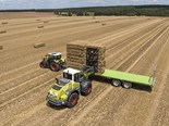 New Claas Torion wheel loaders built for farm work