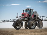 Massey Ferguson intros MF 9130 Plus self propelled sprayer