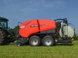 Award-winning Kuhn BP 3135 Bale Pack arrives