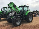 Deutz-Fahr releases Agrotron 6 series RC-Shift tractor