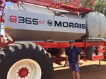 Product Focus: Morris 9365 air cart and ICT