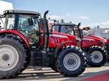 Another big month for tractor sales