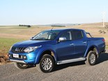 The GLS model boasts full-time 4WD
