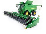Three major updates for John Deere S-Series combines