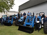 Landini launches five new tractors