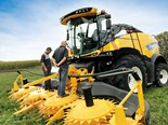 Review: New Holland Forage Cruiser