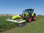 New Claas Disco comes to the party
