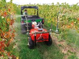 Silvan unveils 300L Lightfoot Vineboom for vineyard owners
