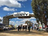 Henty Machinery Field Days 2018