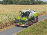 Claas launches Jaguar Terra Trac forage harvester