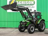 Product Focus: Agrison 80hp CDF Cabin Tractor