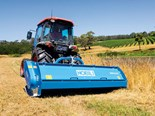 Latest Nobili BK heavy duty mulcher arrives Down Under