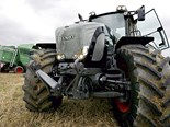 Sales of 200hp+ tractors were up in June, according to the TMA. Image courtesy Alamy.