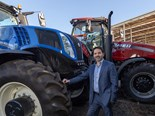 CNH 'restructures' agricultural machinery business