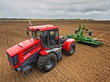 The Kirovets K-424 tractor is set for launch to Australian buyers later this year