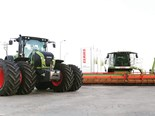 Second hand, First Claas