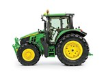 John Deere redesigns popular 6M series tractor