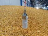 The sensors gather important information about both the grain and the storage facility itself