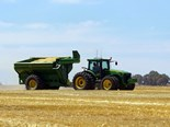 September Ag equipment sales show resilience