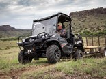 The Kubota RTV Xg850 Sidekick will be available in Australia from November