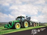 John Deere and Joskin Group won a gold medal in the Agritechnica Innovation Awards