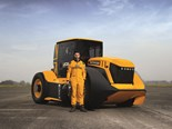 JCB Fastrac breaks speed record