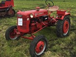 The 1953 McCormick International DLD2 went up for auction earlier this month.