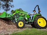 John Deere announces new self-levelling loaders