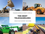 The best telehandlers