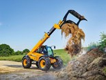 New JCB ag telehandlers launched