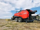 FIRST LOOK: Kuhn's new SB 1290 iD baler looks the goods