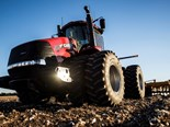 Big lift in tractor sales for April