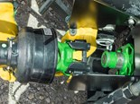 The John Deere Quik-Knect system was one of three winners of the Davison Prize