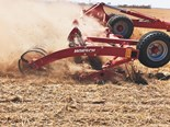 With two models for tractors big and small, Horsch's new Cultro TC double knife roller has something to suit everyone