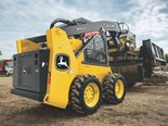 John Deere upgrades its G-Series skid steers