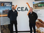 CEA to distribute Ditch Witch and Komptech