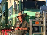 Frasers Livestock driver honoured as Highway Guardian
