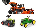 the best ride-on toy tractors