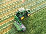Designed to work with higher horsepower tractors; the cutterbar is built to deliver top-tier mowing quality.
